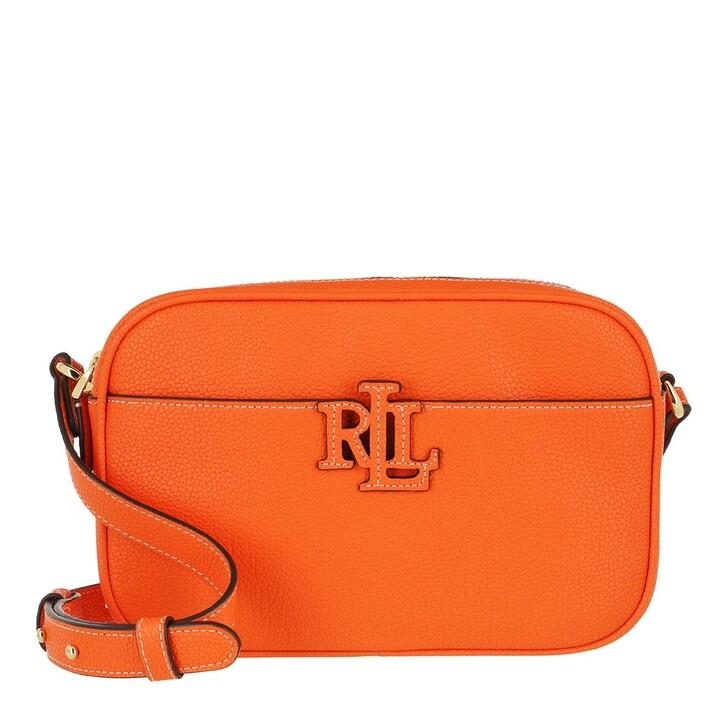 Handtasche, Lauren Ralph Lauren, Carrie 24 Crossbody Small Nautical Orange