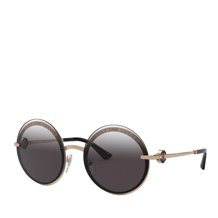 Sonnenbrille, BVLGARI, METALL WOMEN SONNE PINK GOLD