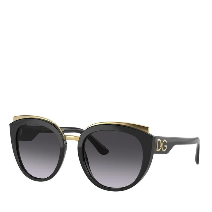sunglasses, Dolce&Gabbana, AZETAT WOMEN SONNE BLACK