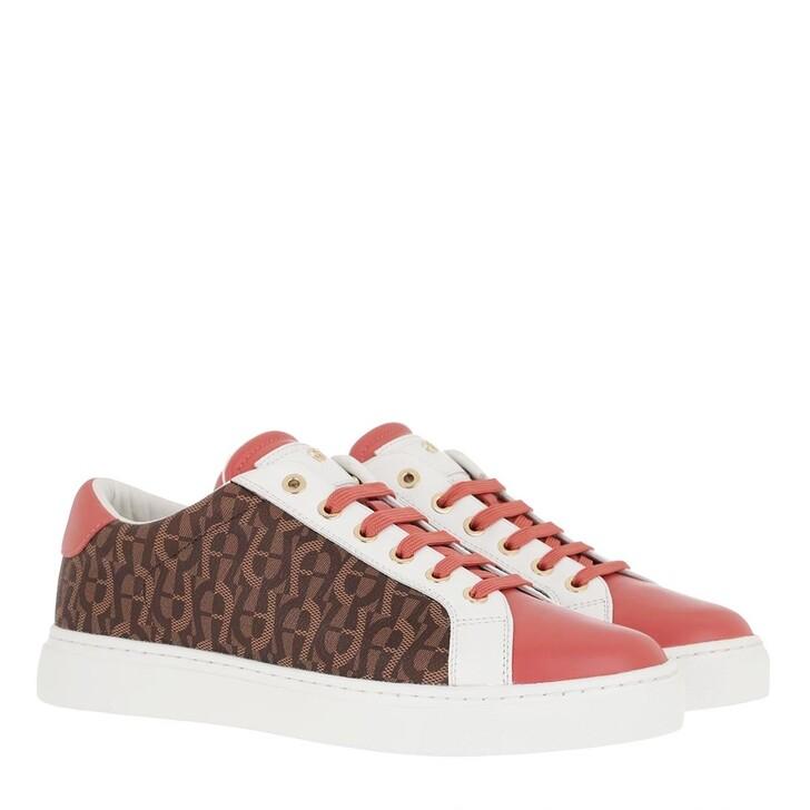 Schuh, AIGNER, Diane Sneaker Rose/Fango