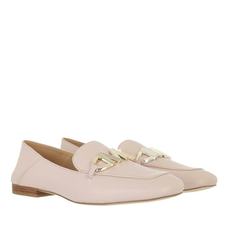 shoes, MICHAEL Michael Kors, Izzy Loafer Soft Pink