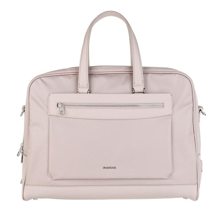 "Handtasche, Samsonite, Zalia 15,6"" Laptop Balhandle Bag Grey"