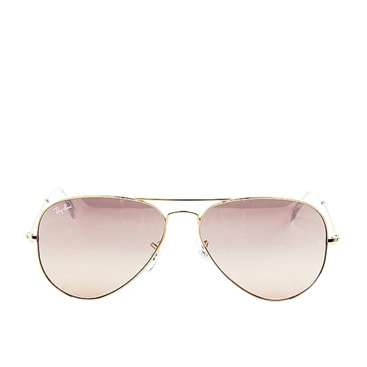 Sonnenbrille, Ray-Ban, Aviator RB 0RB3025 58 001/3E