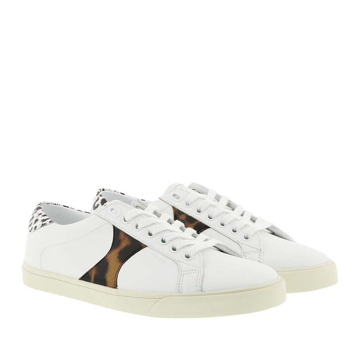 Schuh, Celine, Triumph Sneakers Leather Brown/Black