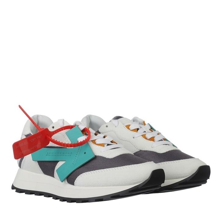 shoes, Off-White, HG Runner White Light Blue