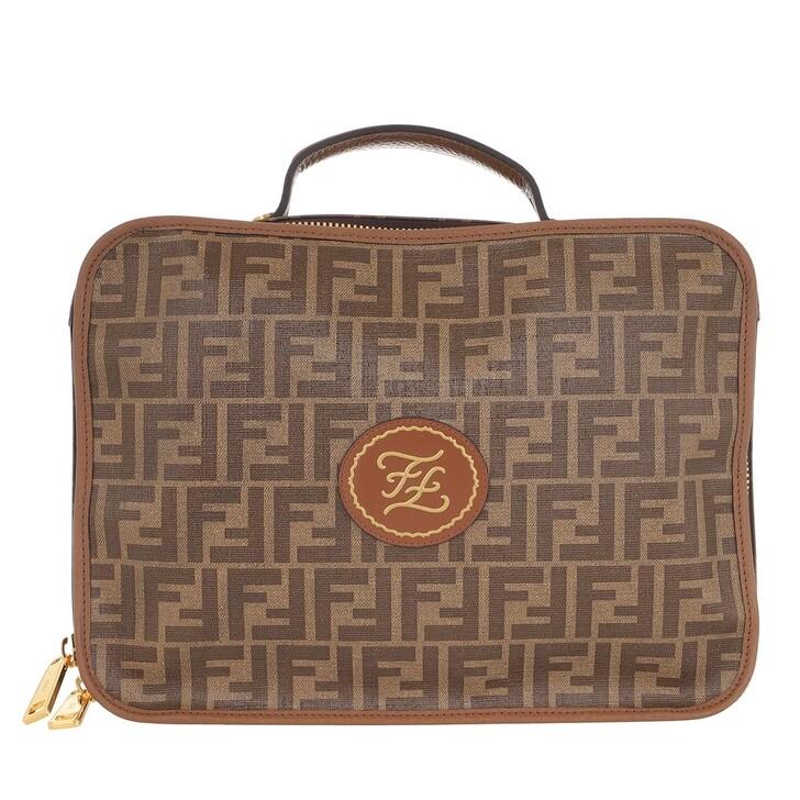 Reisetasche, Fendi, FF Monogramme Travel Bag Multicolor