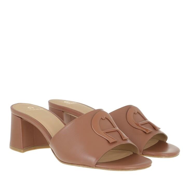 Schuh, AIGNER, Grazia 16A Walnut Brown