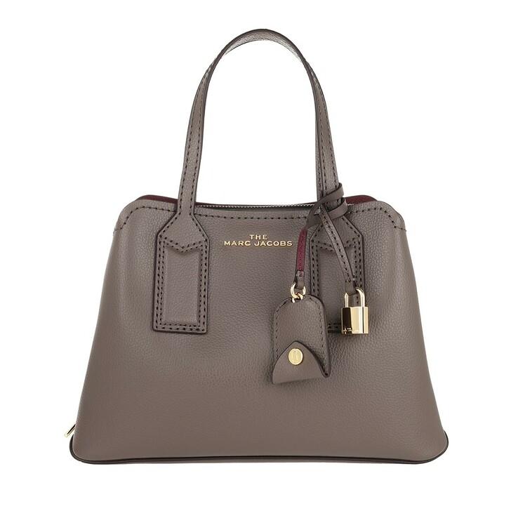 Handtasche, Marc Jacobs, The Editor Crossbody Bag Loam Soil