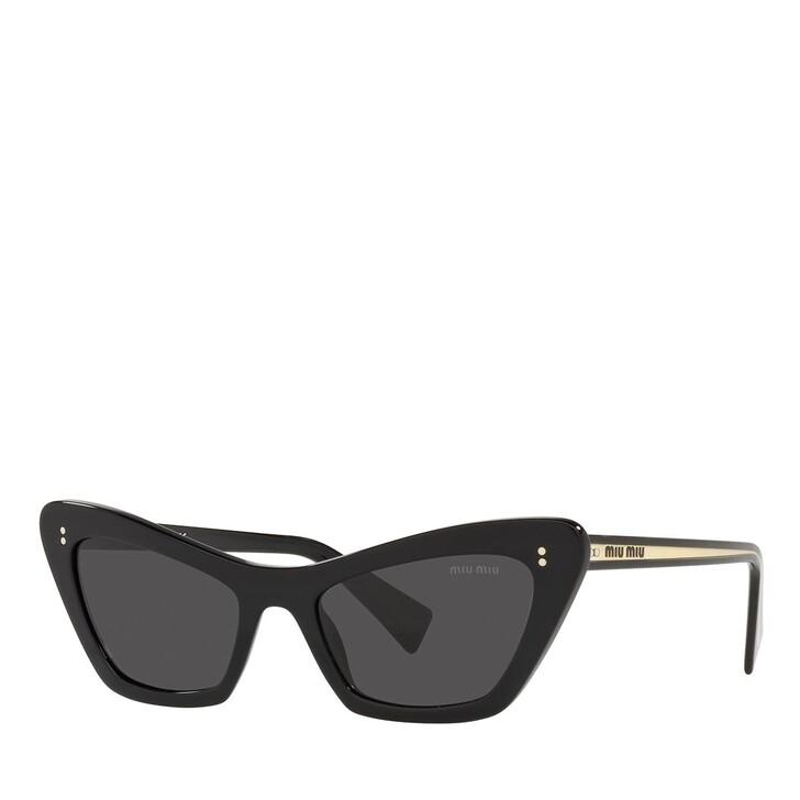 sunglasses, Miu Miu, 0MU 03XS BLACK