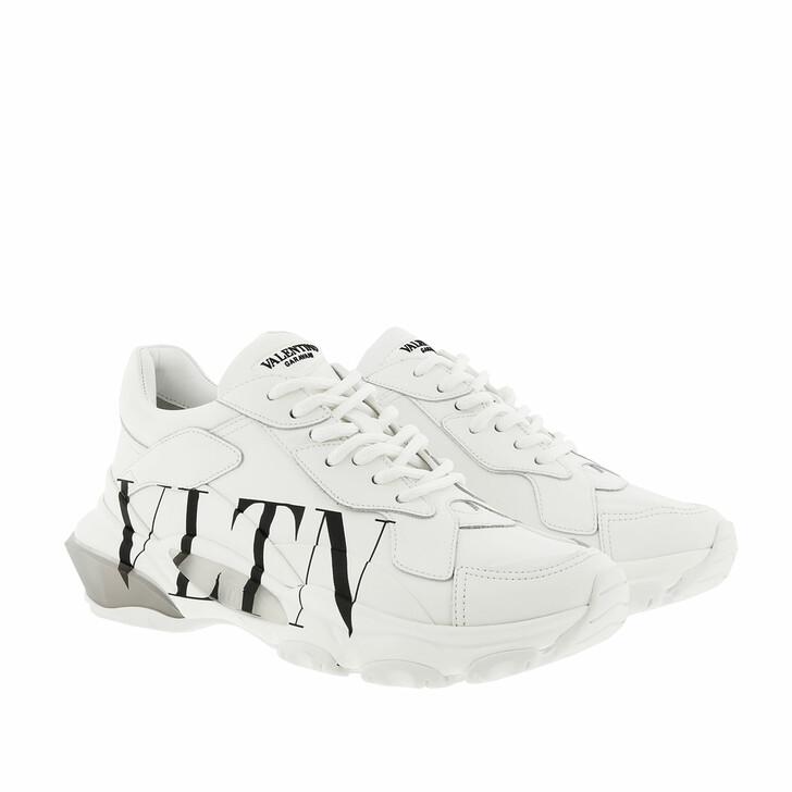 Schuh, Valentino Garavani, VLTN Bounce Sneaker White