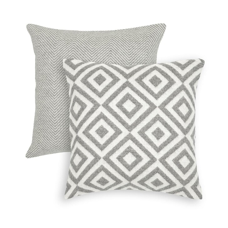 Heimtextilien, Embraced Studios, Sofa Cushion Covers Grey