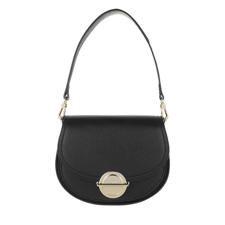 Handtasche, Abro, Crossbody Bag Soley Small Black