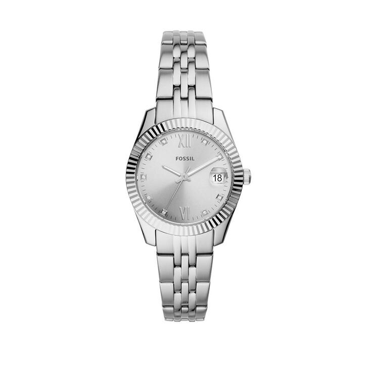 Uhr, Fossil, Scarlette Mini Watch Silver