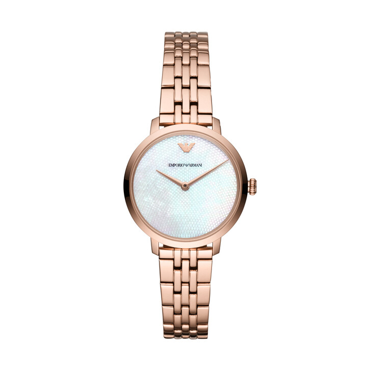 Uhr, Emporio Armani, Dress Watch Roségold