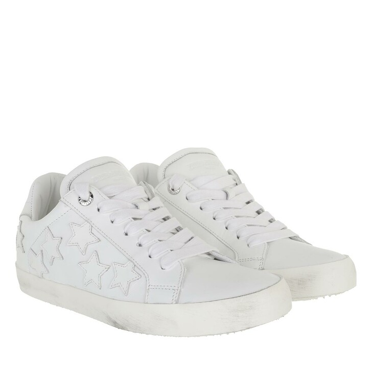 Schuh, Zadig & Voltaire, ZADIG STARS SHOES WHITE