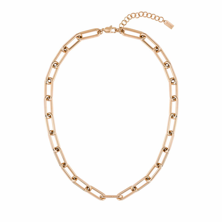 necklaces, Boss, Necklace Rose Gold