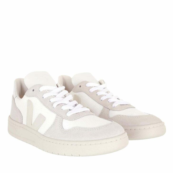 Schuh, Veja,  V-10 B-Mesh White Natural Pierre