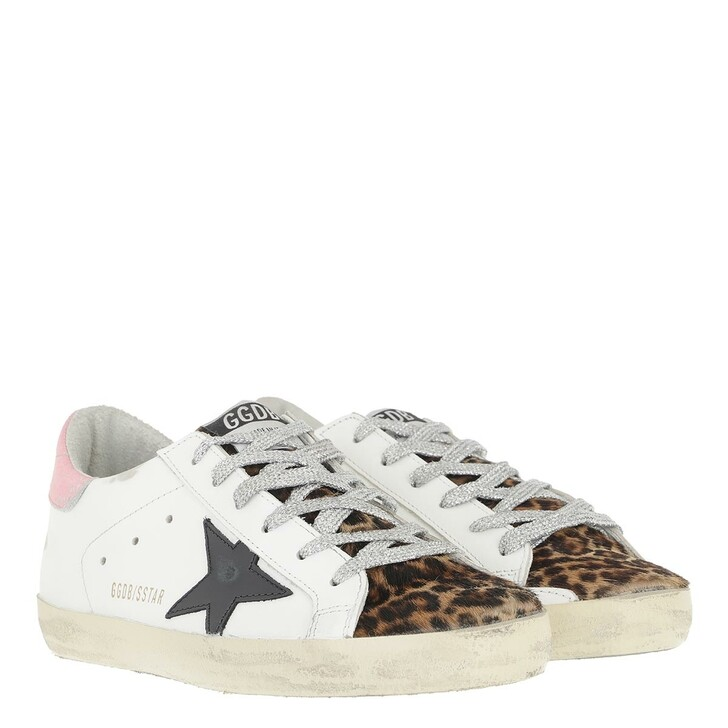 shoes, Golden Goose, Superstar Sneakers Leather White