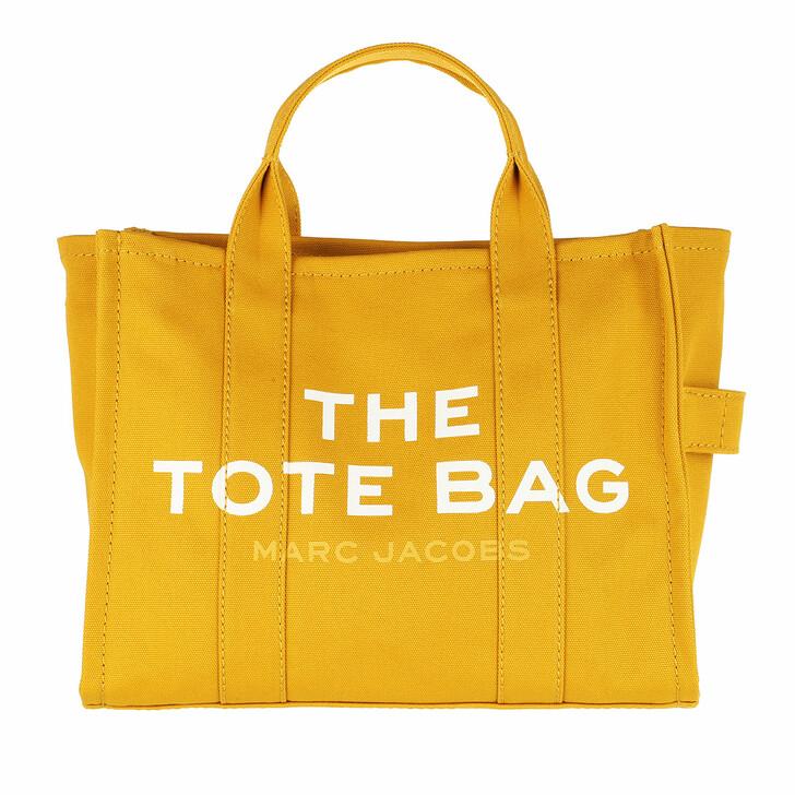 Handtasche, Marc Jacobs, Traveller Tote Small Desert Gold