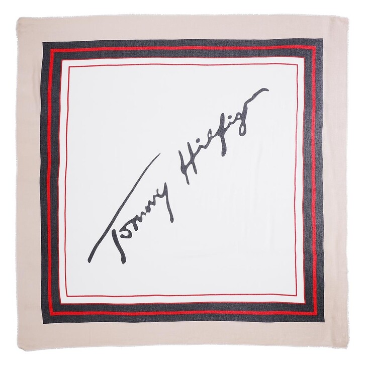 Schal, Tommy Hilfiger, Monogram Square Corporate