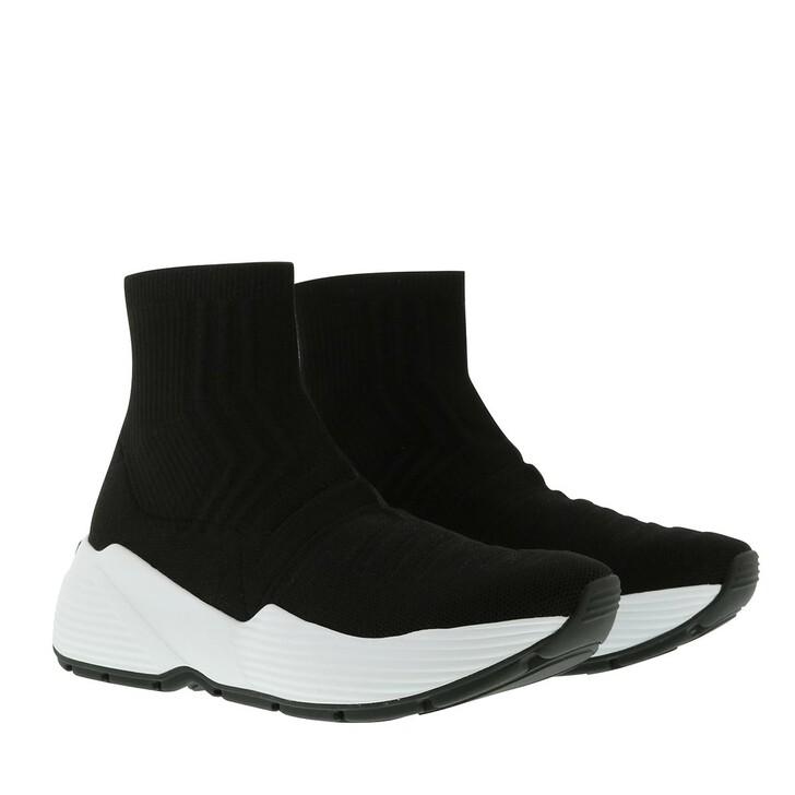 Schuh, Kennel & Schmenger, Yuko Lurex Knit Sneaker Black