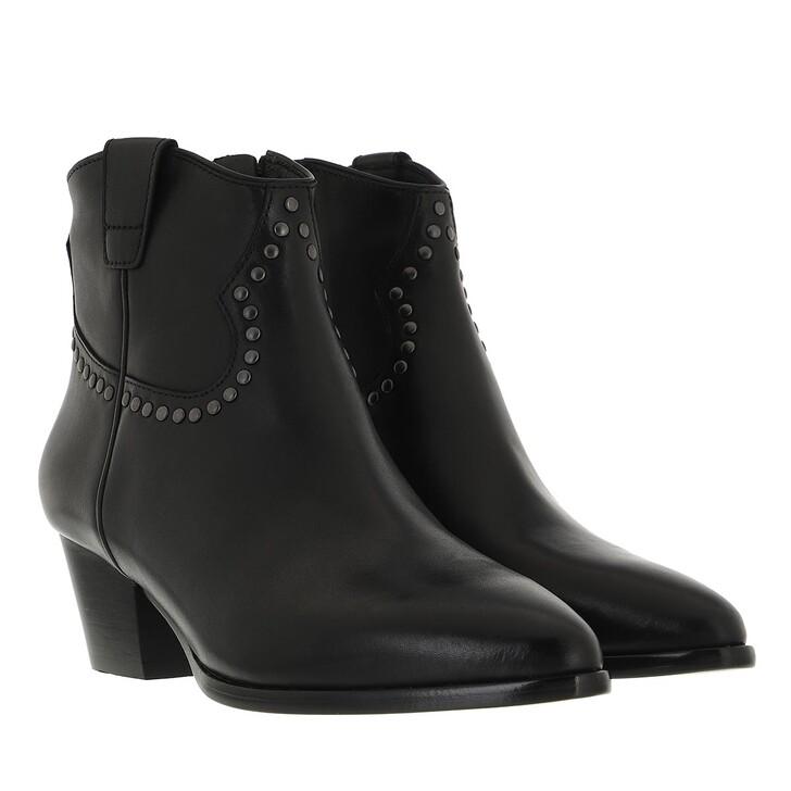 shoes, Ash, Houstonbis Mustang Black