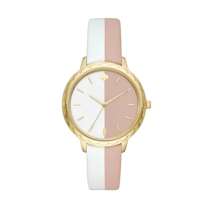 watches, Kate Spade New York, KSW1531 Morningside Scallop Watch Gold