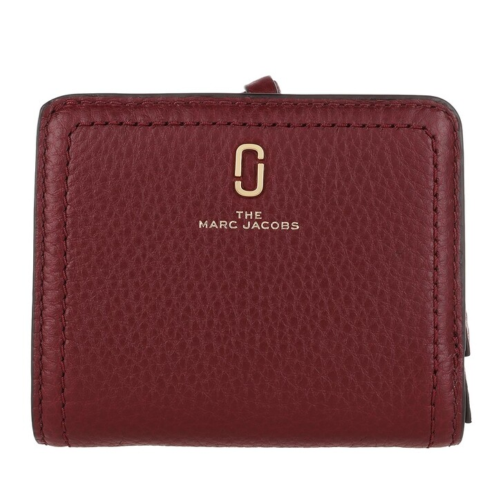 Geldbörse, Marc Jacobs, The Softshot Mini Compact Wallet Muscat