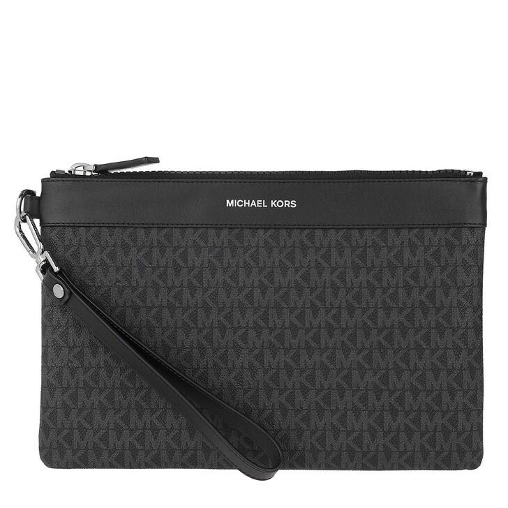 Handtasche, MICHAEL Michael Kors, Travel Pouch Black