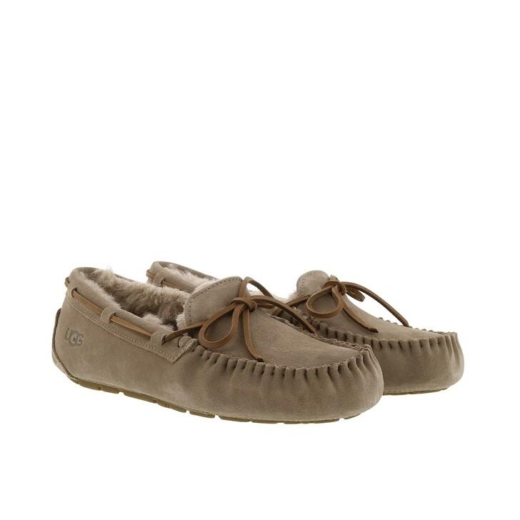 shoes, UGG, Dakota Slipper Caribou
