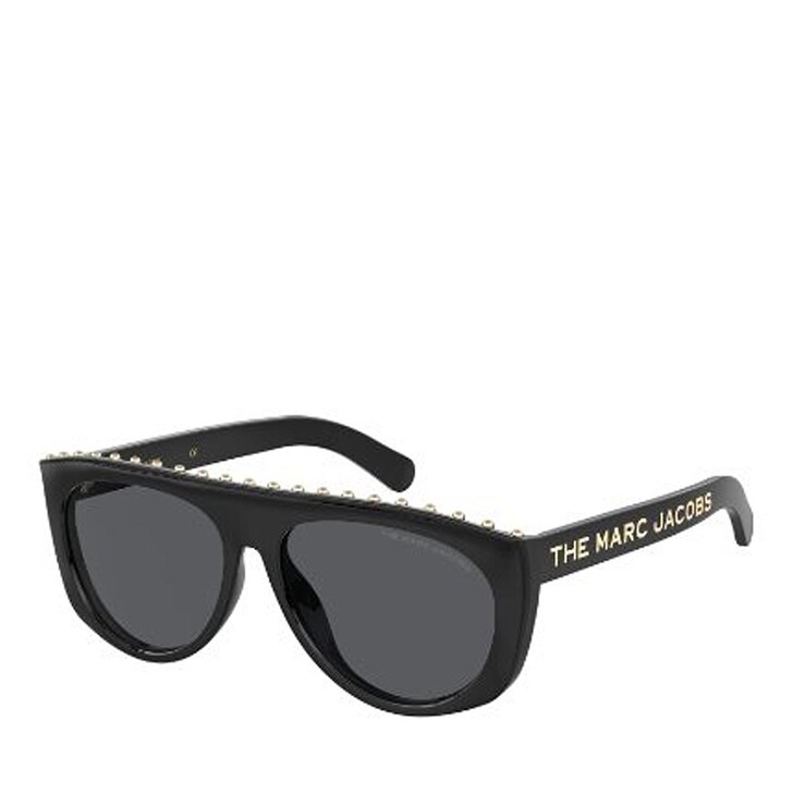 Sonnenbrille, Marc Jacobs, MARC 492/S BLACK