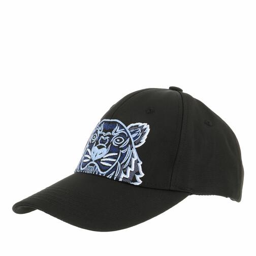 kenzo -  Mützen - Cap-Hat - in schwarz - für Damen