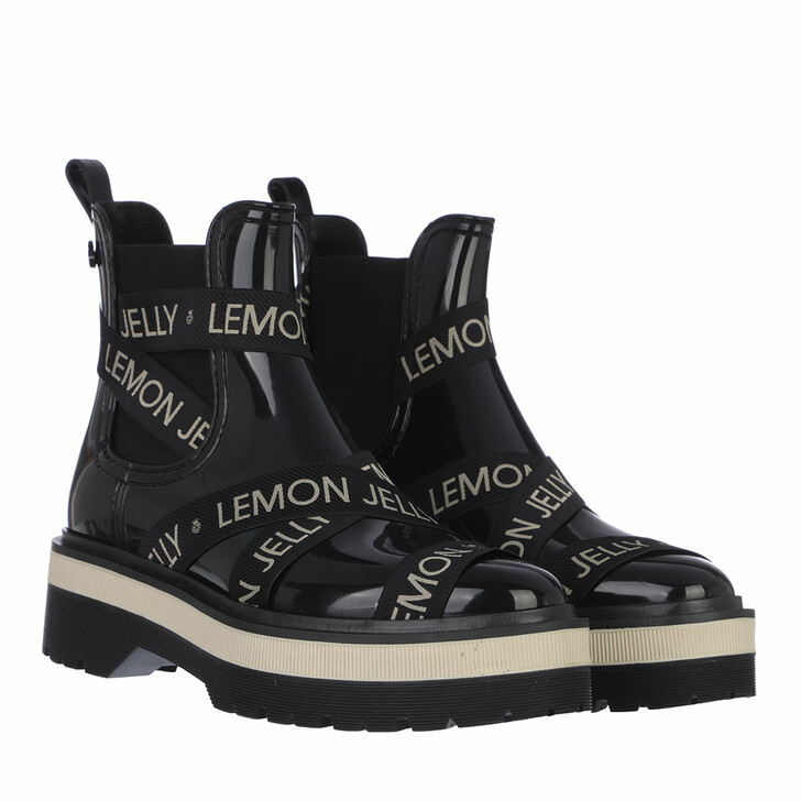 Schuh, Lemon Jelly, Francesca 03 Boots Black