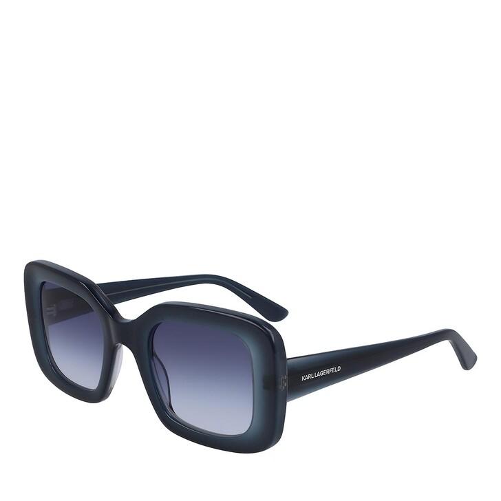 Sonnenbrille, Karl Lagerfeld, KL6013S BLUE
