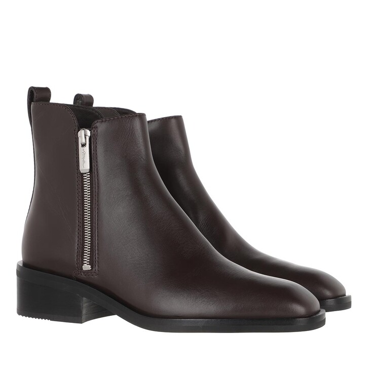 Schuh, 3.1 Phillip Lim, Alexa Boot Chocolate