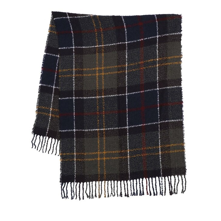 Schal, Barbour, Boucle Scarf Classic