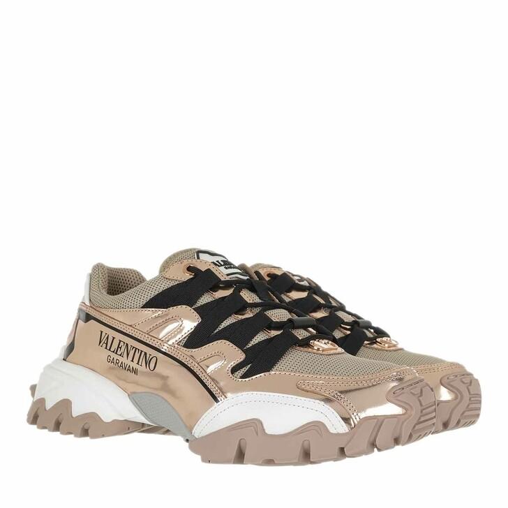 Schuh, Valentino Garavani, Low Sneakers Multicolor