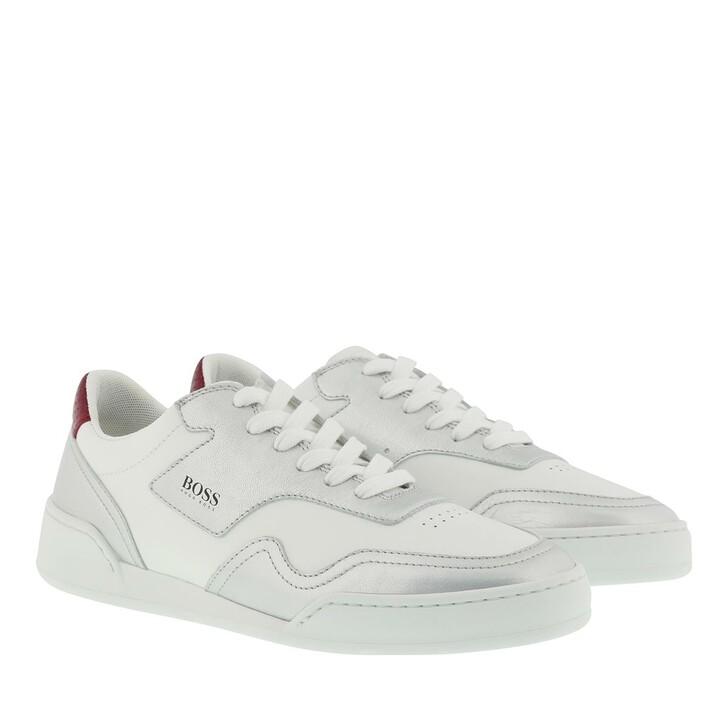 Schuh, Boss, Jodie Low Cut Sneaker Silver