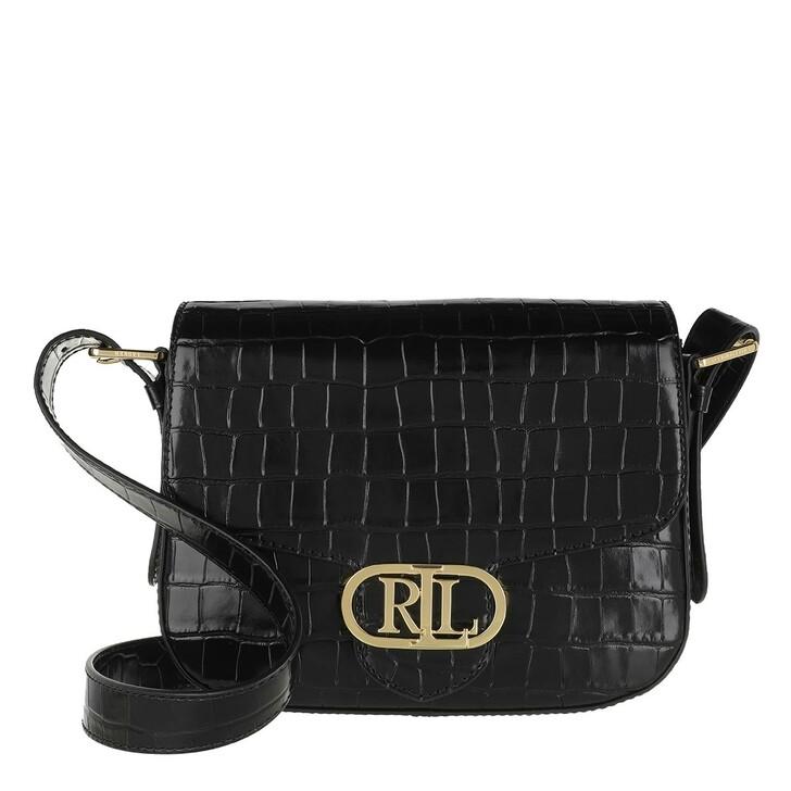 Handtasche, Lauren Ralph Lauren, Addie 24 Crossbody Medium Black