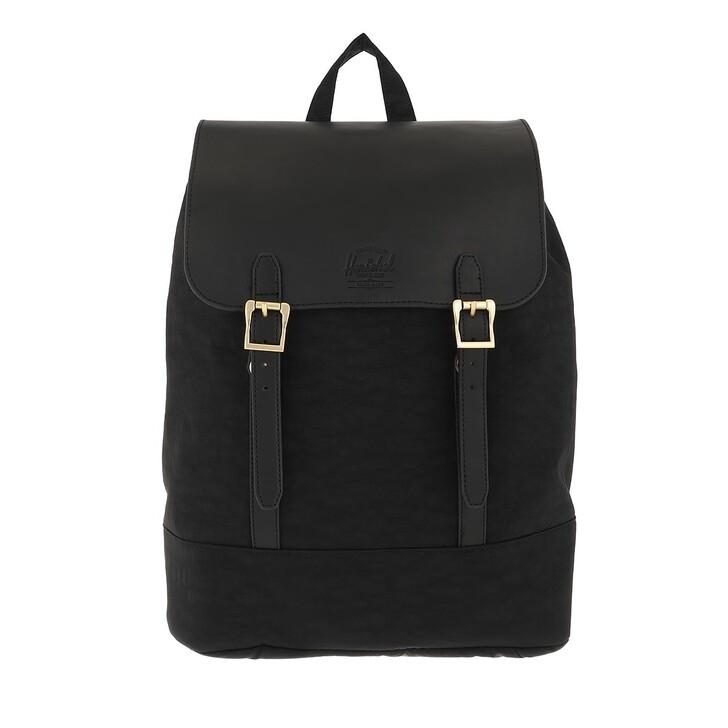 bags, Herschel, Orion Retreat Backpack Black