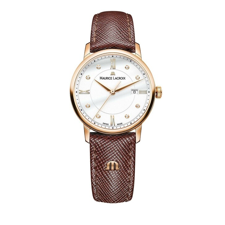 watches, Maurice Lacroix, Watch Eliros Brown