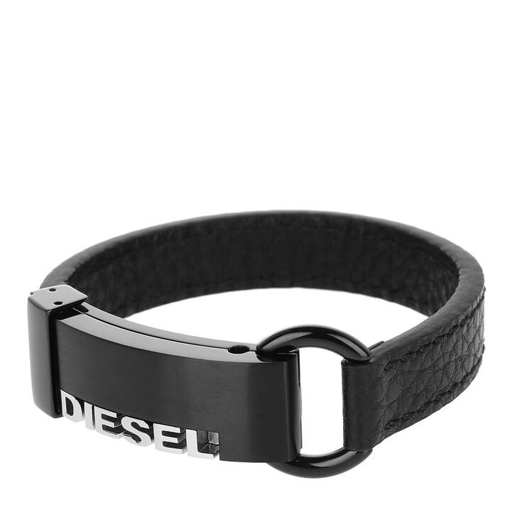 Armreif, Diesel, Bracelet DX000204018 Black