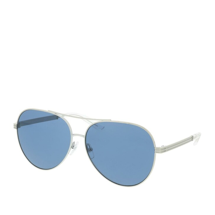 Sonnenbrille, Tory Burch, 0TY6078 316180 Woman Sunglasses Classic Silver