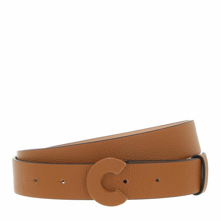 belts, Coccinelle, Belt Bottalatino Caramel