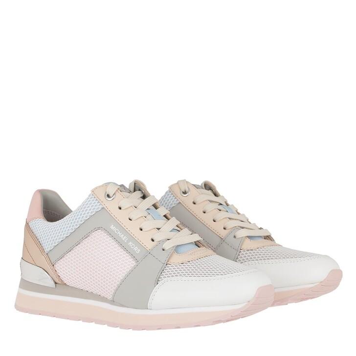shoes, MICHAEL Michael Kors, Billie Trainer Pink Multi
