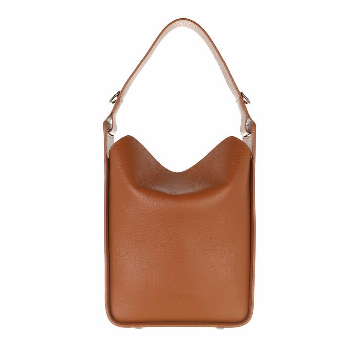 bags, Balenciaga, Tool 2.0 Small Noth-South Tote Bag Camel