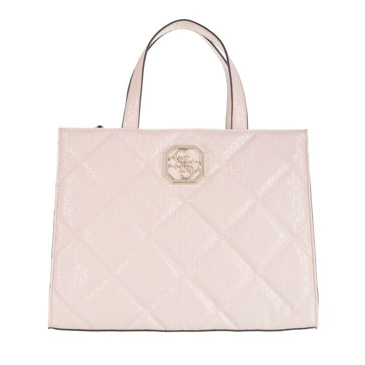Handtasche, Guess, Dilla Elite Society Satchel Blush