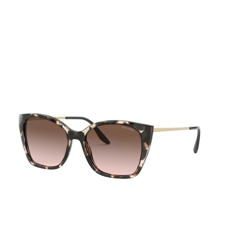 Sonnenbrille, Prada, Women Sunglasses Catwalk 0PR 12XS Brown