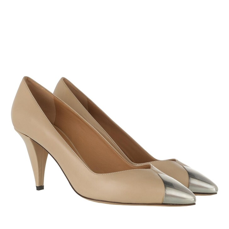 Schuh, Isabel Marant Étoile, Palda Pumps Leather Beige