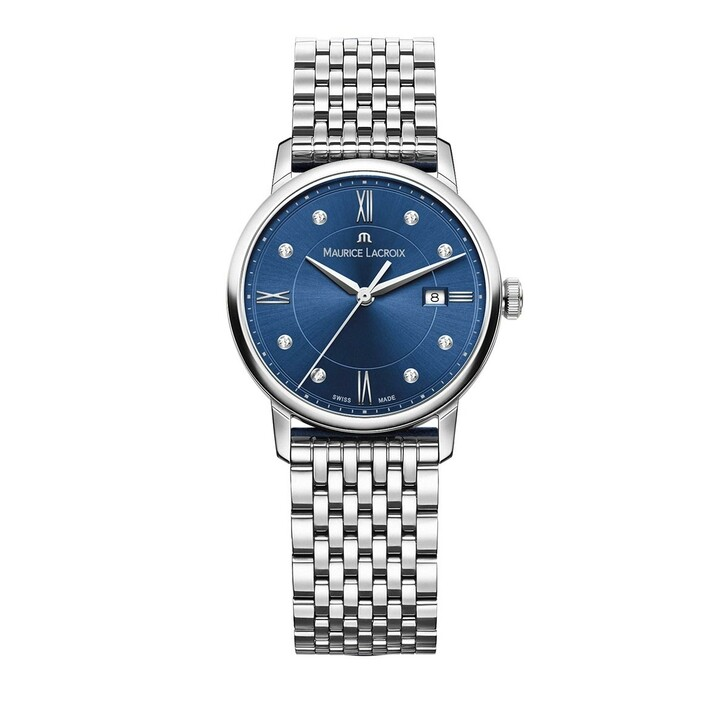 watches, Maurice Lacroix, Watch Eliros Silver